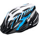Alpina FB Jr. 2.0 Flash - Casco de bicicleta Niños - azul/negro